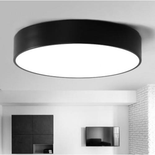 Светодиодный светильник в алюминиевом профиле Prima Tech Round Flat Premium D800