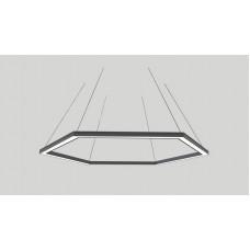 Светодиодный светильник в алюминиевом профиле Prima Tech Hexa Premium 1000