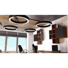 Светодиодный светильник в алюминиевом профиле Prima Tech Round Standart D400