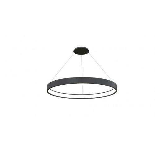 Светодиодный светильник в алюминиевом профиле Prima Tech Round Slim Premium D800