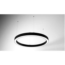 Светодиодный светильник в алюминиевом профиле Prima Tech Round Premium D1000