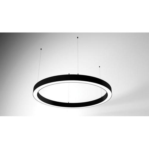 Светодиодный светильник в алюминиевом профиле Prima Tech Round Premium D1200