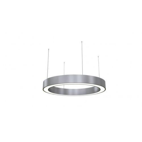 Светодиодный светильник в алюминиевом профиле Prima Tech Round Standart D600