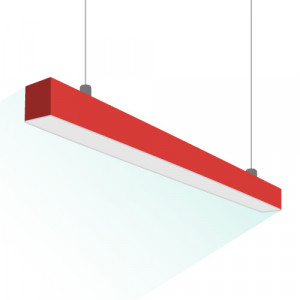 Линейные алюминиевые светильники Prima Tech