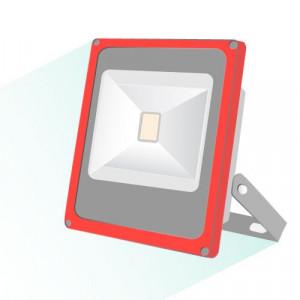 Світлодіодні прожектори і фонарі