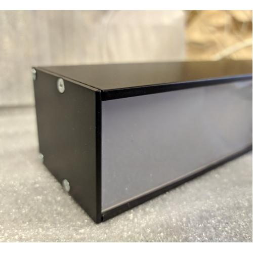 Линейный светодиодный светильник в алюминиевом профиле Prima Tech PLAIN Line Premium 1500мм 68W