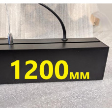 Линейный светодиодный светильник в алюминиевом профиле Prima Tech PLAIN Line Premium 1200мм 54W