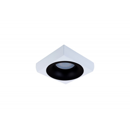 Точечный светодиодный светильник встроенный Prima Luce PL-3553-WH +WH/BK