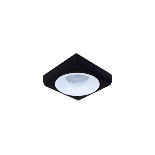 Точечный светодиодный светильник встроенный Prima Luce PL-3553-BK +BK/WH