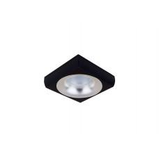 Точечный светодиодный светильник встроенный Prima Luce PL-3553-BK +SL/GD
