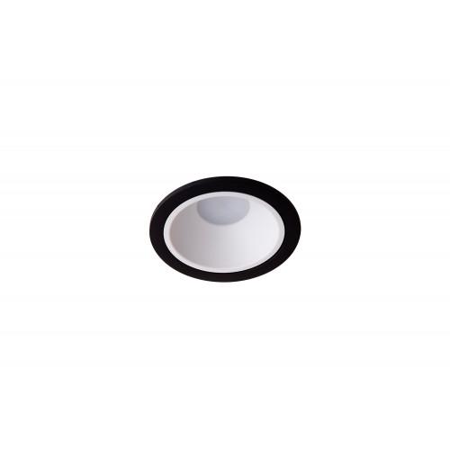 Точечный светодиодный светильник встроенный Prima Luce PL-602-BK (+WH)
