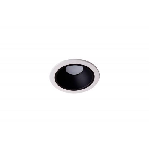 Точечный светодиодный светильник встроенный Prima Luce PL-602-WH (+BK)