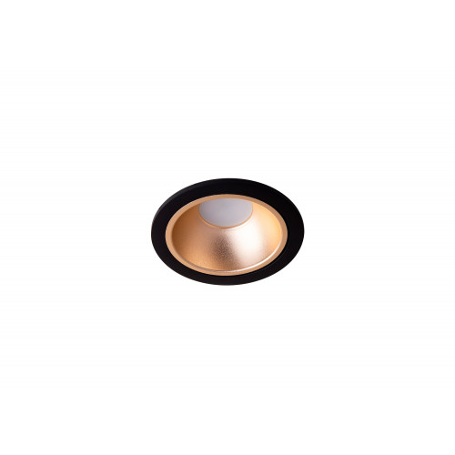 Точечный светодиодный светильник встроенный Prima Luce PL-602-BK +SL/GD/CH