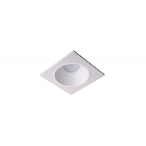Точечный светодиодный светильник встроенный Prima Luce PL-604-WH (+BK)