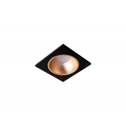 Точечный светодиодный светильник встроенный Prima Luce PL-604-BK +SL/GD/CH