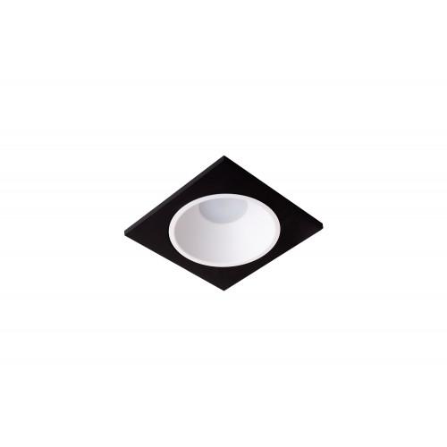 Точечный светодиодный светильник встроенный Prima Luce PL-604-BK (+WH)