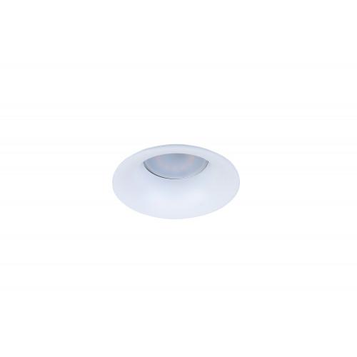 Точечный светодиодный светильник встроенный Prima Luce PL-3557 WH