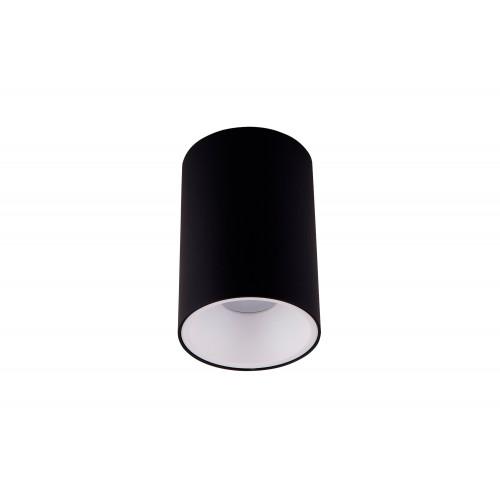Точечный светодиодный светильник накладной Prima Luce PL-03080 BK+WH