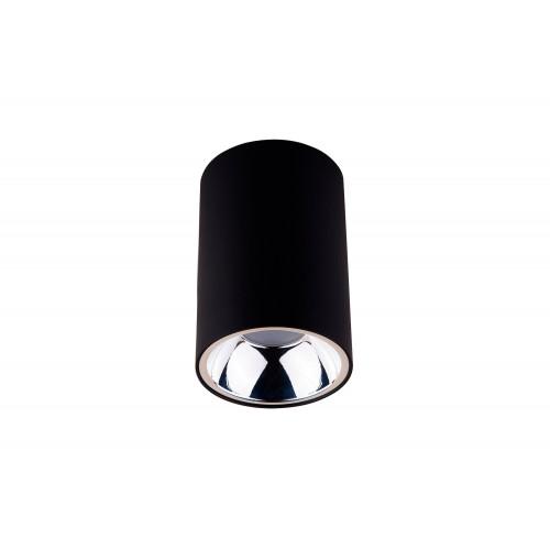 Точечный светодиодный светильник накладной Prima Luce PL-03080 BK+CH