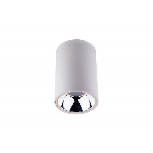 Точечный светодиодный светильник накладной Prima Luce PL-03080 WH+CH