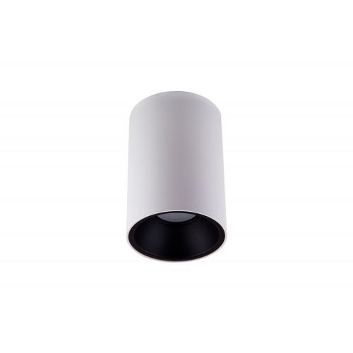 Точечный светодиодный светильник накладной Prima Luce PL-03080 WH+BK