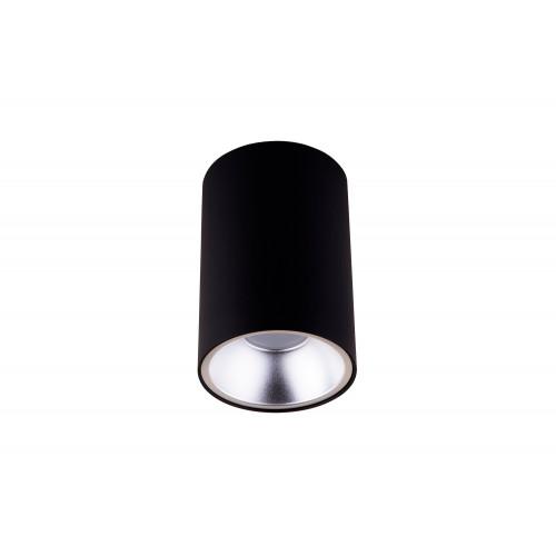 Точечный светодиодный светильник накладной Prima Luce PL-03080 BK+SL
