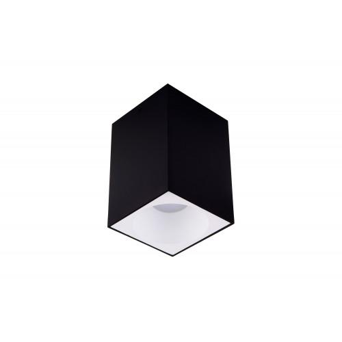 Точечный светодиодный светильник накладной Prima Luce PL-801 BK