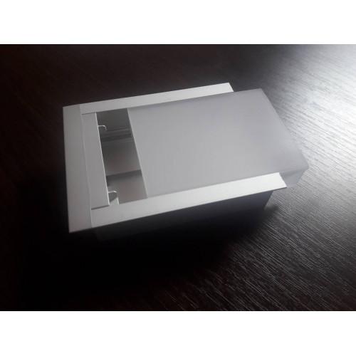 Линейный светодиодный светильник встраиваемый Prima Tech Line Recessed 70mm Premium 62W