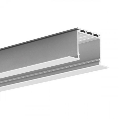 Линейный светодиодный светильник встраиваемый Prima Tech Line Recessed 40mm Standart 36W