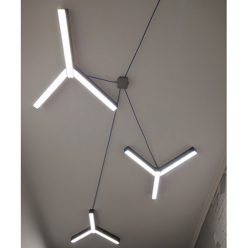 Светодиодный светильник в алюминиевом профиле Prima Tech Y Standart 1000