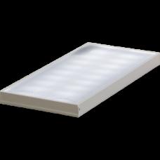 Светодиодный светильник офисный Prima Tech Universal Standart 600x300 20W