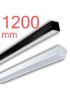 Линейный светодиодный светильник в алюминиевом профиле Prima Tech Line Premium 1200мм 76W