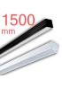 Линейный светодиодный светильник в алюминиевом профиле Prima Tech Line Premium 1500мм 96W