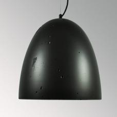 Подвесной бетонный светильник Люсси Черный