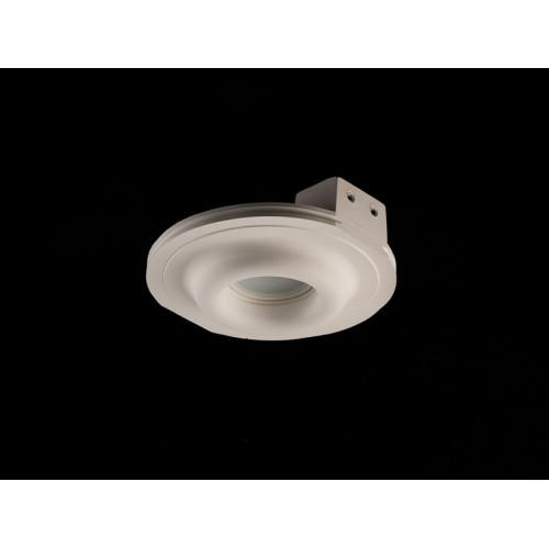 Встраеваемый гипсовый светильник СВ002