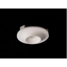 Встраеваемый гипсовый светильник СВ030