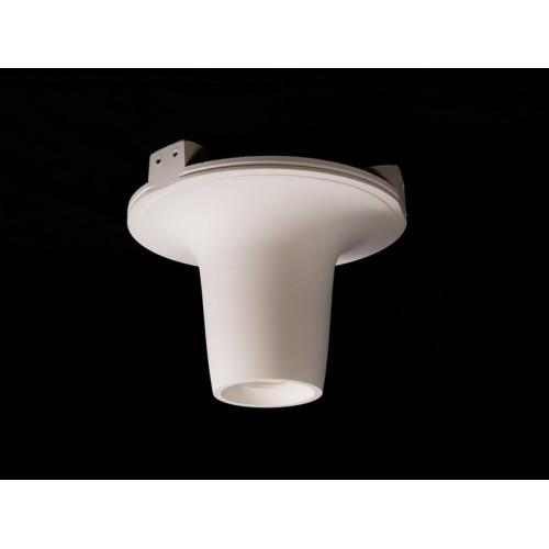 Встраеваемый гипсовый светильник СВ032