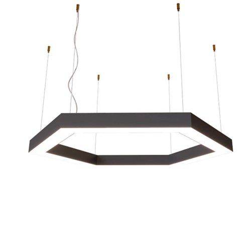 Светодиодный светильник в алюминиевом профиле Prima Tech Hexa Standart 1500