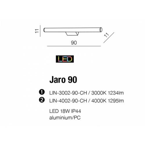 Бра Azzardo Jaro 90 Az2097