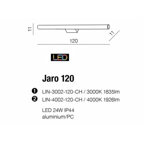 Бра Azzardo Jaro 120 Az2098