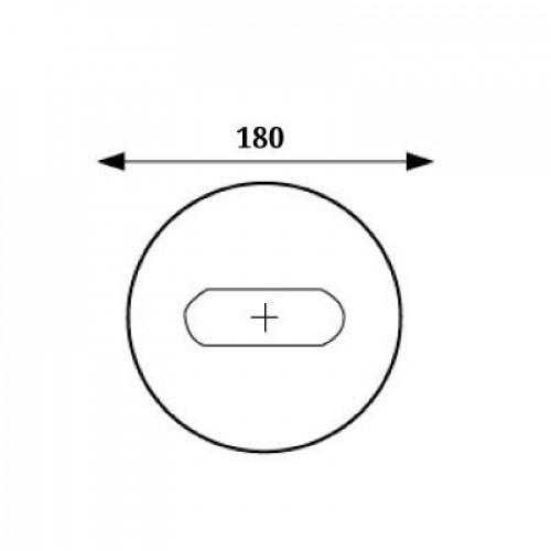 Бра светодиодное 6W 4000К WL-015341