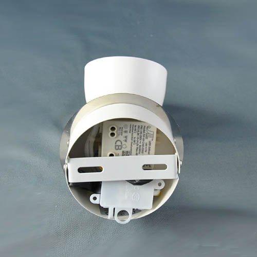 Точечный настенный светильник 7W 3000К WL-015360