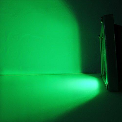 Прожектор светодиодный 10W 515-530nm (зеленый)
