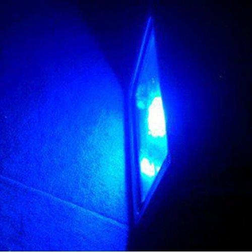 Прожектор светодиодный 30W 450-460nm (синий)