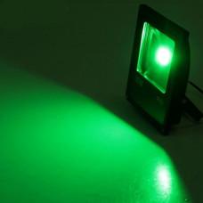 Прожектор светодиодный 30W 515-530nm (зеленый)