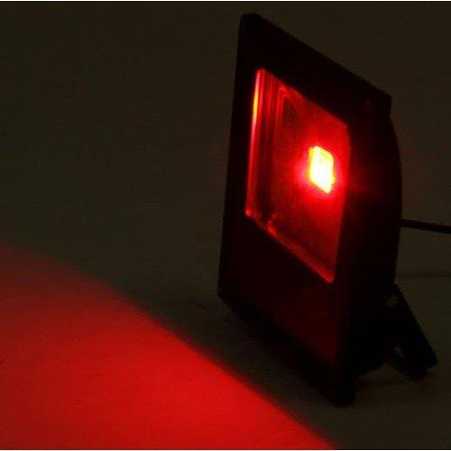 Прожектор светодиодный 30W 620-630nm (красный)