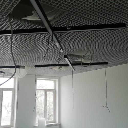 Светодиодный светильник в алюминиевом профиле Prima Tech Kross Premium 1000х4