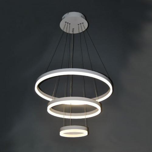 LED люстра с пультом 60W 4500К WL-015367
