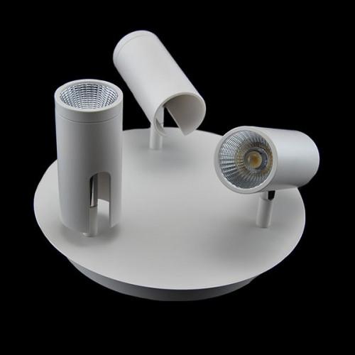LED люстра с пультом 3х5W 4000К WL-015357