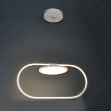 LED люстра с пультом 42W 4000К WL-015381